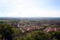 Cidade de Unaí do alto da serra do Taquaril 29.jpg