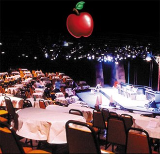 Cider Mill Playhouse - Playhouse Interior