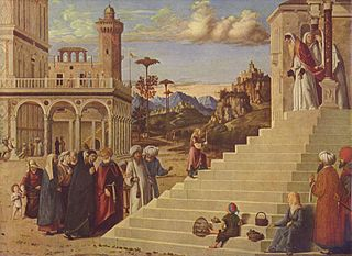 Presentation of the Virgin Mary at the Temple