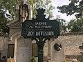 Cimetière du Montparnasse - septembre 2018 - 3.JPG