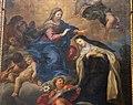 Ciro ferri, Vergine e santa Maria Maddalena dei Pazzi, 1684, 05.JPG