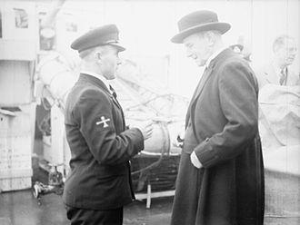 Lionel Blackburne - Lionel Blackburne (Dean of Ely at 8 December 1943)
