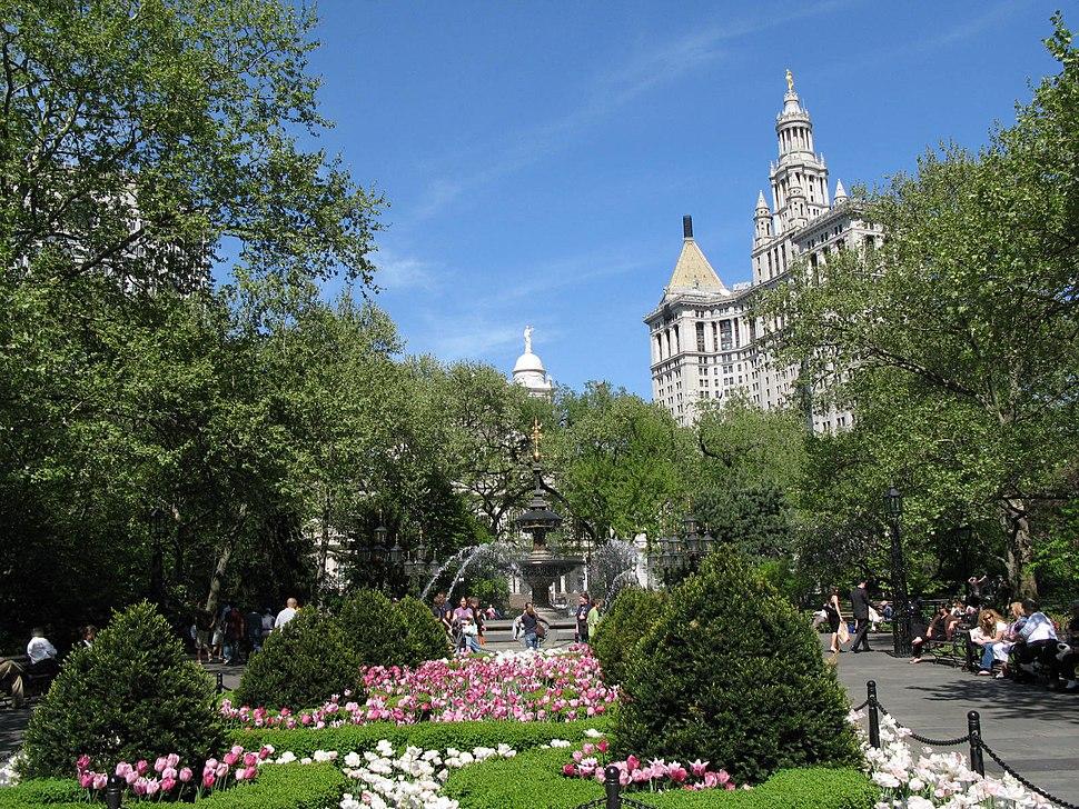 City Hall Park - New York City