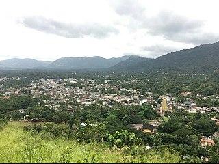 Matale District Administrative District in Central Province, Sri Lanka