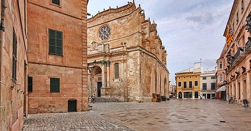 Kathedrale Santa Maria in Ciutadella, Menorca - panoramio