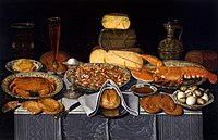Clara Peeters - Still Life with Crab, Shrimps and Lobster - 99.308 - Museum of Fine Arts.jpg