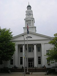 Clark County, Kentucky courthouse.jpg