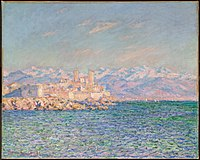 Claude Monet - The Fort of Antibes.jpg