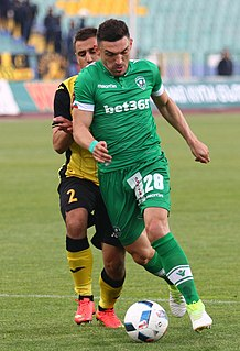Claudiu Keșerü Romanian footballer
