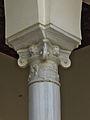 Claustro del Convento de Santa Clara, Sevilla. Capitel.jpg