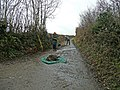 Clearing the storm drain - geograph.org.uk - 659326.jpg
