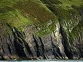 Cliffs south of Traeth y Mwnt - geograph.org.uk - 545759.jpg