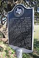 Clifton Whipple Truss Bridge, Clifton, Texas Historical Marker (9060066402).jpg
