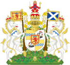 Coat of Arms of the Duke of Rothesay.svg