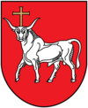 Coat of arms of Kaunas (Lithuania).png