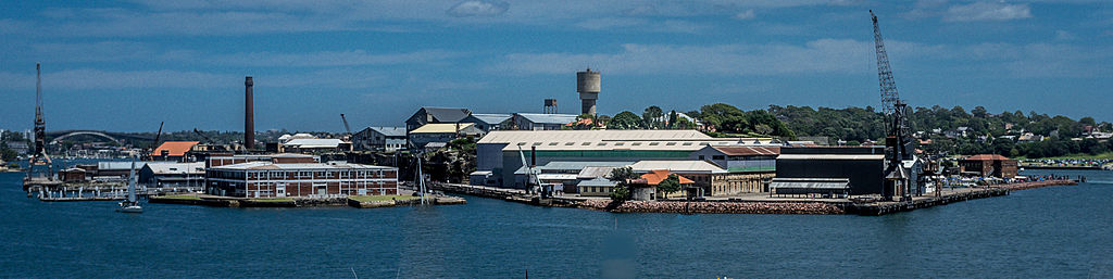Cockatoo Island New South Wales