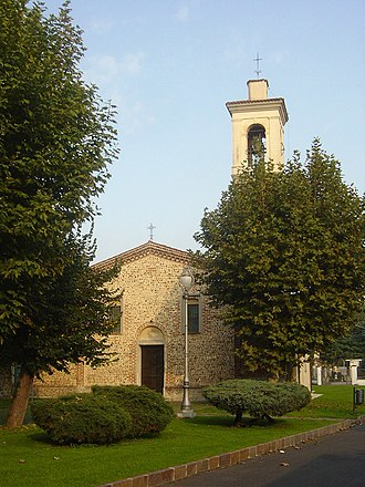 Cogliate - Church of St. Cosmas and Damian