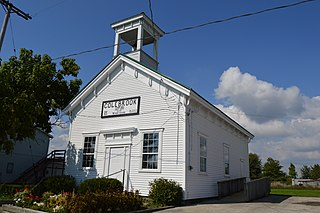 Colebrook Township, Ashtabula County, Ohio Township in Ohio, United States