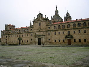 Monforte de Lemos - Nosa Señora da Antiga's School