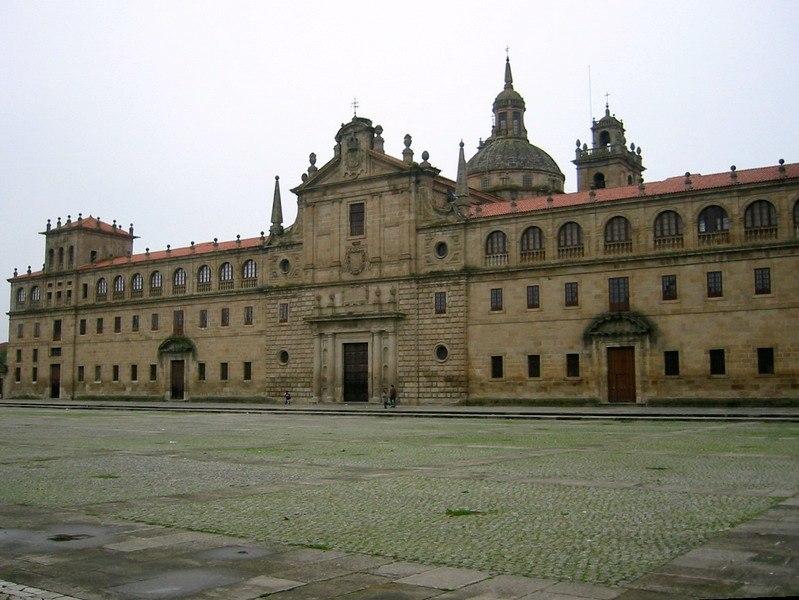 Colegio de Nuestra Señora La Antigua (Monforte de Lemos)