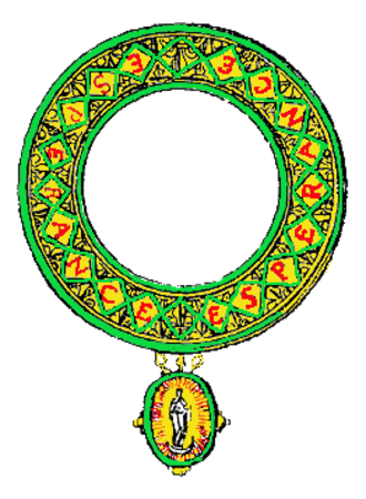 Order of Our Lady of the Thistle - A reconstruction of the chain of the Order