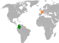 Colombia France Locator.png