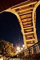 Colorado street bridge night lights underside.jpg
