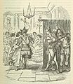 Comic History of Rome p 039 Mrs Sextus consoles herself with a Little Party.jpg