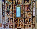 Como Basilica di Sant'Abbondio Interno Coro Affreschi 6.jpg