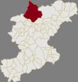 Comune locator of Cortina d'Ampezzo.png