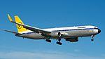Condor Boeing 767-300 D-ABUM (9403125330).jpg