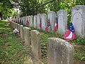 Confederate Graves in Mt. Olivet Cemetery - panoramio.jpg