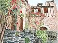 Conques - La maison aux roses rouges - MCL.jpg