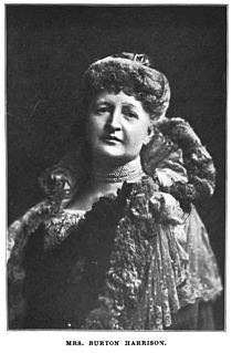 Constance Cary Harrison American writer