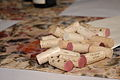 Corks at the SF Chronicle Wine competition Public tasting 2010-02-20 4.jpg