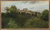Corot, View of Genzano.jpg