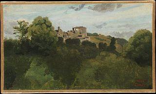 View of Genzano