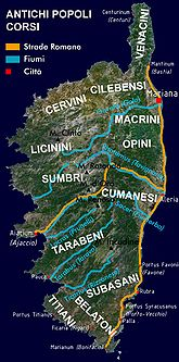 Tribal Corse list of ancient corsican and sardinian tribes - wikipedia