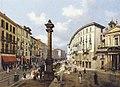 Corso Venezia da Piazza San Babila - Luigi Premazzi.jpg