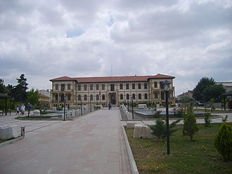Çorum - Museum of archaeology in Çorum
