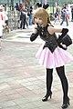 Cosplayer of Meimi Haneoka at FF15 20111029a.jpg