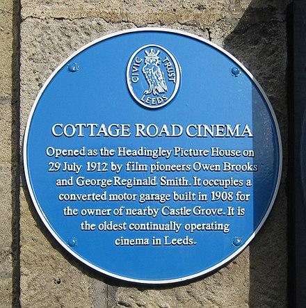 Cottage Road Cinema Wikiwand