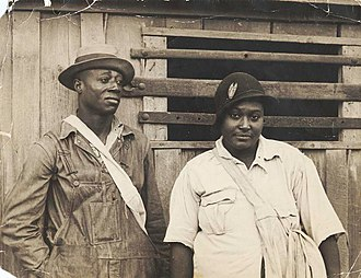 Pulaski County, Arkansas - Image: Cotton pickers receiving sixty cents a day, Pulaski County, ... (3110588596)