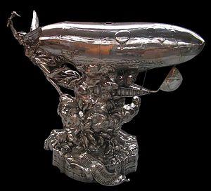 Gordon Bennett Cup (ballooning) - Image: Coupe Gordon Bennet 1906