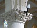 Couze-et-Saint-Front église St Étienne chapiteau (5).JPG