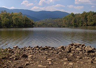 Cove Lake State Park - Image: Cove lake caryville tn 1