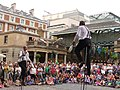 Covent Garden Entertainers - geograph.org.uk - 2030402.jpg