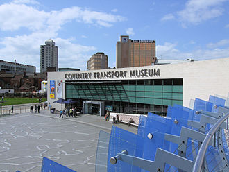 Coventry Transport Museum - Image: Coventry Transport Museum (1)