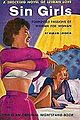 Cover of Sin Girls by Marlene Longman - Illustrator McCauley - Nightstand Book NB1514 1960.jpg