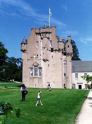 Crathes Castle - Crathes Castle